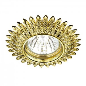 Стандартный встраиваемый неповоротный светильник NOVOTECH FORZA 370243