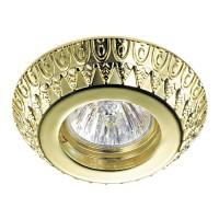 Стандартный встраиваемый неповоротный светильник NOVOTECH FORZA 370247