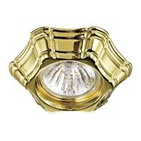 Стандартный встраиваемый неповоротный светильник NOVOTECH ПРОМО FORZA 370251