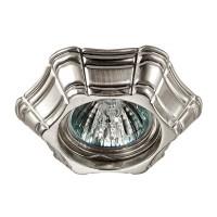 Стандартный встраиваемый неповоротный светильник NOVOTECH ПРОМО FORZA 370253