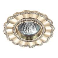 Встраиваемый декоративный светильник NOVOTECH CANDI 370344