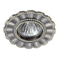 Встраиваемый декоративный светильник NOVOTECH CANDI 370346