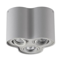 Потолочный накладной светильник ODEON LIGHT PILLARON 3831/3C