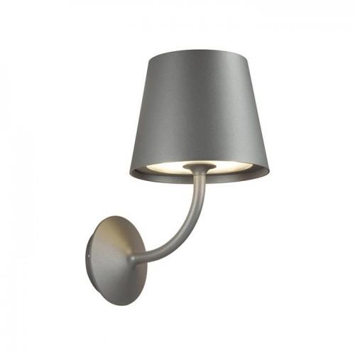 Уличный настенный светильник IP65 ODEON LIGHT ELIN 4608/7WL