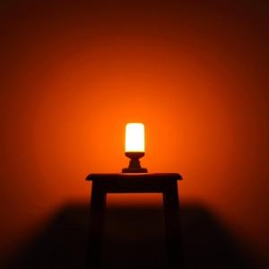 Светодиодная лампа с эффектом пламени NOVOTECH 358136