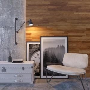 Настенный светильник на кронштейне ODEON LIGHT ARTA 4125/1WA