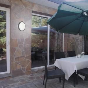 светильник настенно-потолочного монтажа ландшафтный светодиодный NOVOTECH OPAL 357513